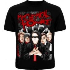 Футболка мужская My Chemical Romance